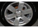 Kia Rondo 2008 Wheels and Tires