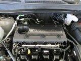2012 Hyundai Tucson Engines