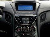 2013 Hyundai Genesis Coupe 2.0T R-Spec Controls