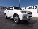 2013 Blizzard White Pearl Toyota 4Runner Limited #77611305