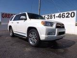 2013 Blizzard White Pearl Toyota 4Runner Limited #77611305
