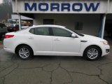 2013 Snow White Pearl Kia Optima LX #77611212