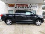 2013 Black Toyota Tundra Limited CrewMax 4x4 #77611169