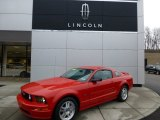 2007 Torch Red Ford Mustang GT Premium Coupe #77611243