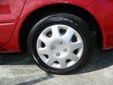 Mitsubishi Lancer 2004 Wheels and Tires