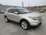 2011 Gold Leaf Metallic Ford Explorer Limited #77611198