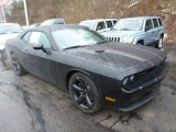 2013 Dodge Challenger R/T Plus Blacktop Front 3/4 View
