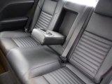 2013 Dodge Challenger R/T Plus Blacktop Rear Seat