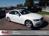 2010 Alpine White BMW 3 Series 335i Coupe #77611285