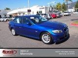 2010 Le Mans Blue Metallic BMW 3 Series 328i Sedan #77611284