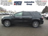 2013 Carbon Black Metallic GMC Acadia SLT AWD #77611273