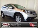2013 Alabaster Silver Metallic Honda CR-V EX #77611146