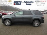 2013 Cyber Gray Metallic GMC Acadia SLT AWD #77611270