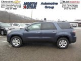 2013 Atlantis Blue Metallic GMC Acadia SLE AWD #77611269