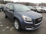 2013 GMC Acadia Atlantis Blue Metallic