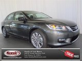 2013 Hematite Metallic Honda Accord Sport Sedan #77611140