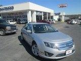 2011 Ingot Silver Metallic Ford Fusion SE V6 #77631082