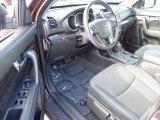 2011 Kia Sorento LX Black Interior