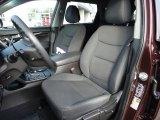 2011 Kia Sorento LX Front Seat