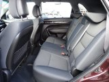 2011 Kia Sorento LX Rear Seat