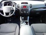 2011 Kia Sorento LX Dashboard