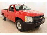 2008 Chevrolet Silverado 1500 Work Truck Regular Cab 4x4