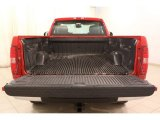 2008 Chevrolet Silverado 1500 Work Truck Regular Cab 4x4 Trunk