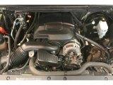 2008 Chevrolet Silverado 1500 Work Truck Extended Cab 4x4 4.8 Liter OHV 16-Valve Vortec V8 Engine