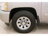 2008 Chevrolet Silverado 1500 Work Truck Extended Cab 4x4 Wheel