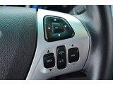 2013 Ford Explorer XLT 4WD Controls