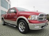 2009 Dodge Ram 1500 Laramie Quad Cab Data, Info and Specs