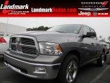 2010 Mineral Gray Metallic Dodge Ram 1500 Big Horn Quad Cab #77635126