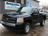 2008 Chevrolet Silverado 1500 Z71 Regular Cab 4x4