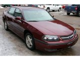 2001 Chevrolet Impala LS Data, Info and Specs