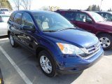 2011 Royal Blue Pearl Honda CR-V EX 4WD #77635552