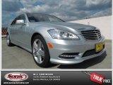 2013 Iridium Silver Metallic Mercedes-Benz S 550 Sedan #77635103