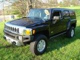 2009 Black Hummer H3  #7735121