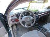 2002 Chrysler Sebring LX Sedan Dark Slate Gray Interior