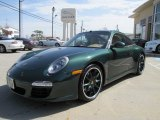 2011 Porsche 911 Porsche Racing Green Metallic