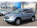 2011 Glacier Blue Metallic Honda CR-V EX-L 4WD #77635485