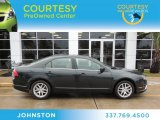 2010 Atlantis Green Metallic Ford Fusion SEL V6 #77635083