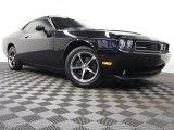 2011 Black Dodge Challenger Rallye #77635323