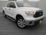 2010 Super White Toyota Tundra SR5 CrewMax #77635248