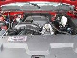 2010 Chevrolet Silverado 1500 Crew Cab 4x4 4.8 Liter OHV 16-Valve Vortec V8 Engine