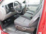 2010 Chevrolet Silverado 1500 Crew Cab 4x4 Dark Titanium Interior