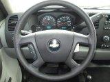 2010 Chevrolet Silverado 1500 Crew Cab 4x4 Steering Wheel