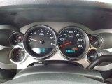 2008 Chevrolet Silverado 1500 LT Extended Cab 4x4 Gauges
