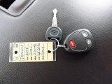 2008 Chevrolet Silverado 1500 LT Extended Cab 4x4 Keys