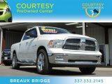 2009 Stone White Dodge Ram 1500 Big Horn Edition Crew Cab #77675518