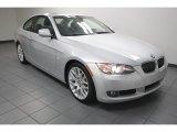 2010 Titanium Silver Metallic BMW 3 Series 328i Coupe #77675318